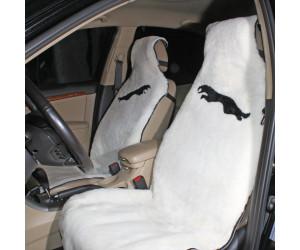 Накидка на сиденье автомобиля меховая А529