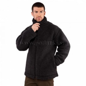 "Куртка черная, "" Маркус"", артикул 1221-12"