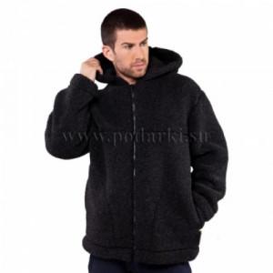 "Куртка черная, ""Давид"", артикул 1220-12"