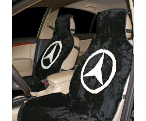 Накидка на сиденье автомобиля меховая А516