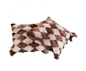 Две подушки односторонние из овчины А 2111