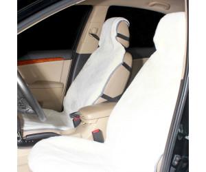 Накидка на сиденье автомобиля меховая А518