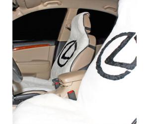 Накидка на сиденье автомобиля меховая А520