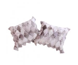 Две подушки односторонние из овчины А 2122