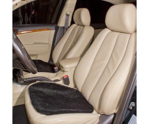 Накидка на сиденье автомобиля меховая А532