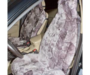 Накидка на сиденье автомобиля меховая А528