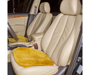 Накидка на сиденье автомобиля меховая А533