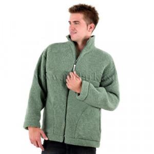 "Куртка зеленая, ""Маркус"", артикул 1221-6"