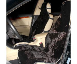 Накидка на сиденье автомобиля меховая А523