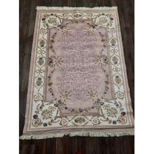 Ковер 11008.101 NISAN - Розовый - Прямоугольник - коллекция Decovilla