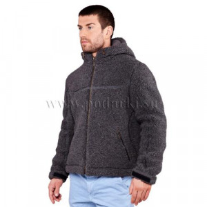 "Куртка черная, ""Давид"", артикул 123111"