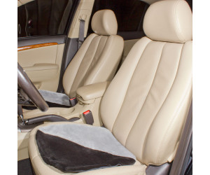 Накидка на сиденье автомобиля меховая А524