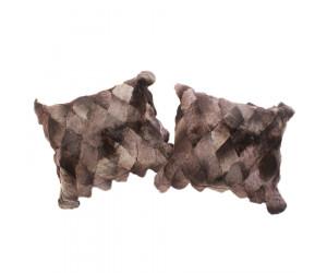 Две подушки односторонние из овчины А 2124