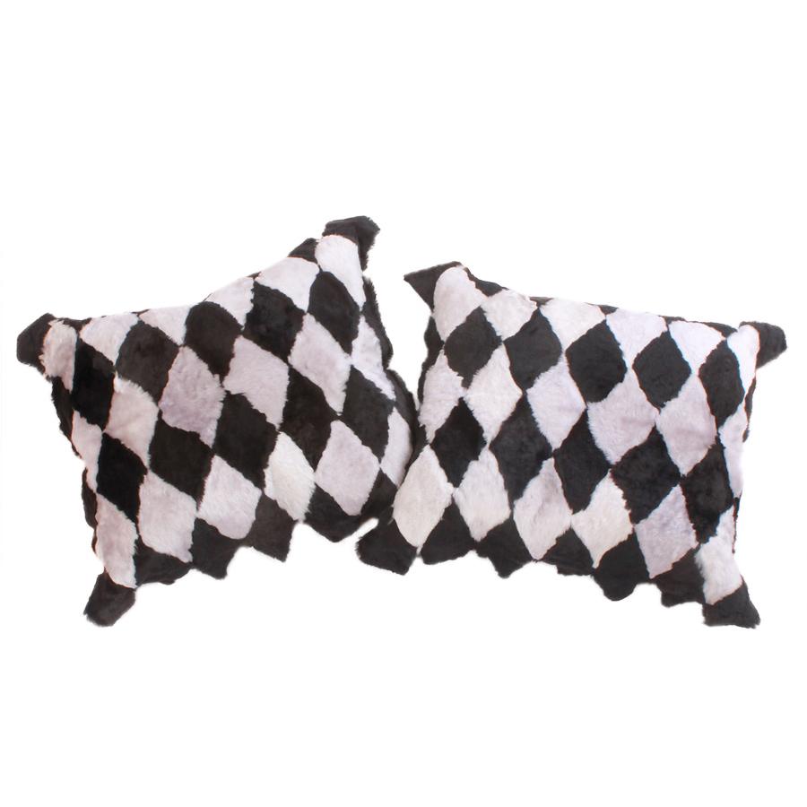 Две подушки односторонние из овчины А 2119