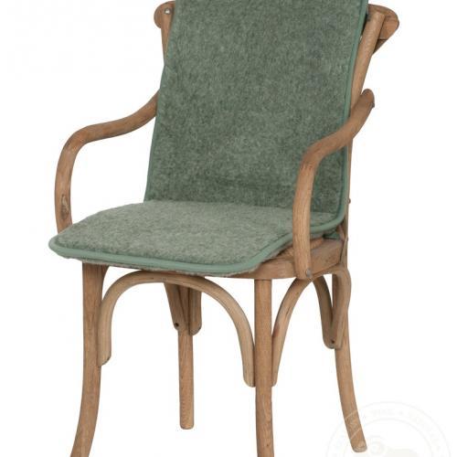 Подклад на кресло или стул двухслойный