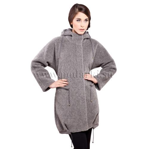 """Пальто женское """"Грейс"""", серый"""